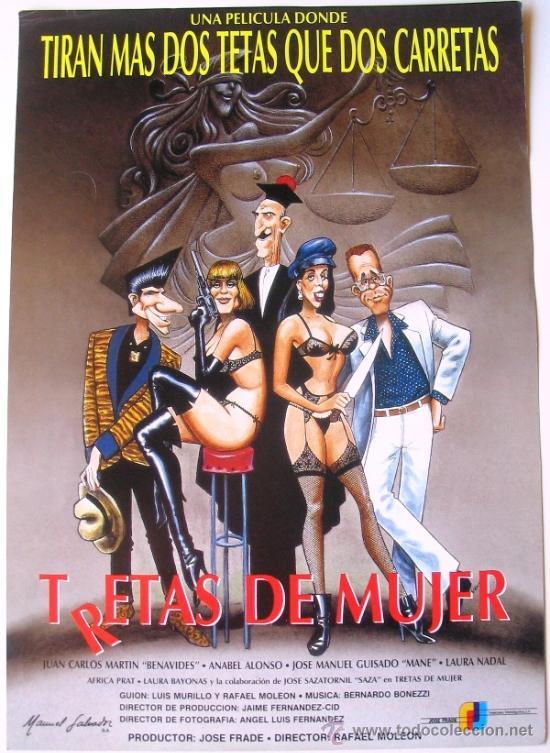 Tretas de mujer (1993)